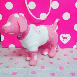 Victoria's secret pink mini dog